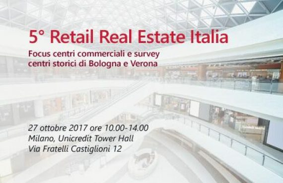 5° Retail Real Estate Italia