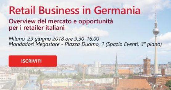 Montuolo, Confimprese: «Germania: forte domanda di beni premium, in cui l'Italia può fare la parte del leone»
