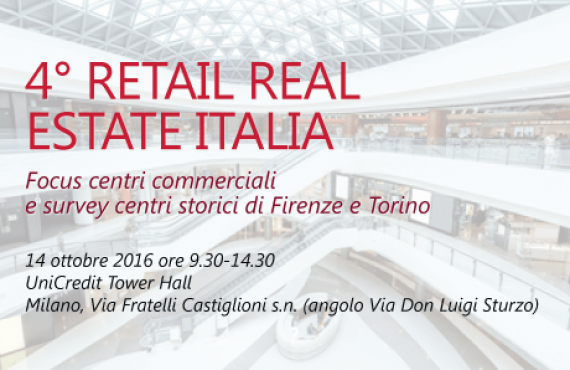 4° Retail Real Estate Italia