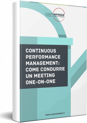 Continuous Performance Management: come condurre un meeting one-on-one