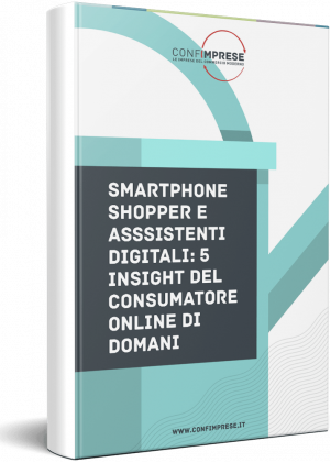 Smartphone shopper e assistenti digitali: 5 insight del consumatore onlife di domani