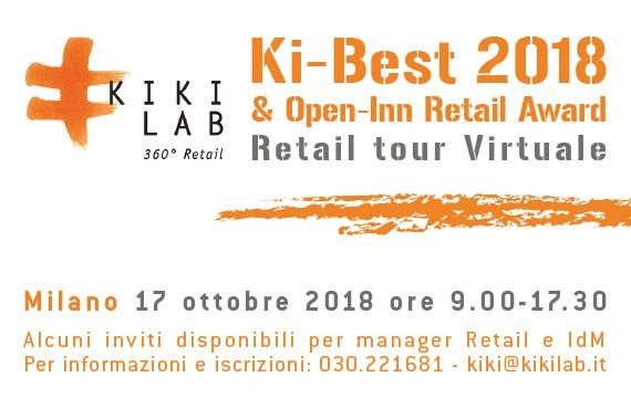 Ki-Best e Open-Inn Retail Award 2018