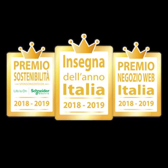 Il premio Insegna dell'Anno 2018/2019 incorona 13 Associati Confimprese