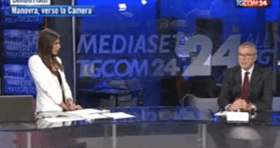Mario Resca, Confimprese, a Tgcom24 su manovra: il Governo deve rivedere le sue posizioni