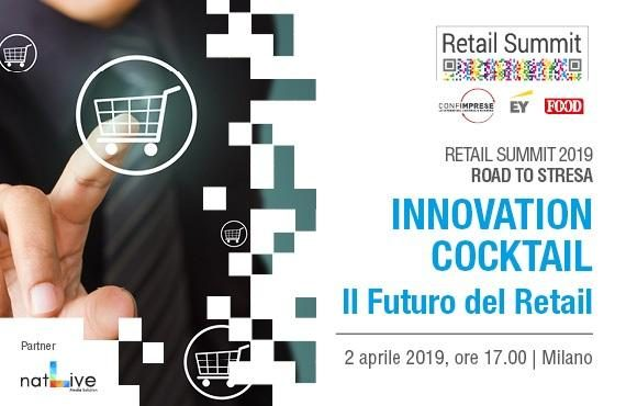 "2° ROAD TO STRESA – INNOVATION COCKTAIL ""IL FUTURO DEL RETAIL"""