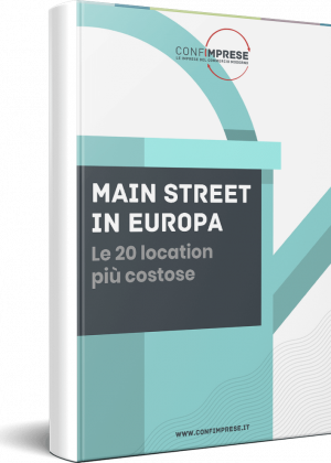 Main Street in Europa: le 20 location più costose