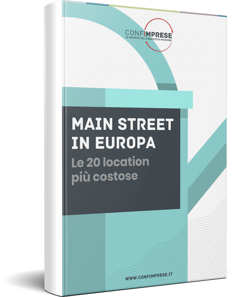 Main Street in Europa: le 20 location più costose