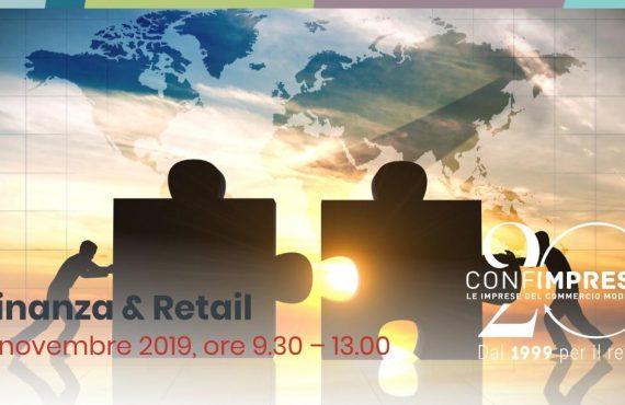 FINANZA & RETAIL – Overview dei nuovi strumenti di finanziamento e opportunità di sviluppo per i retailer italiani