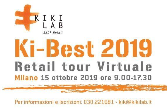 Ki-Best 2019. Casi e chiavi di successo nel Retail in Italia e nel mondo