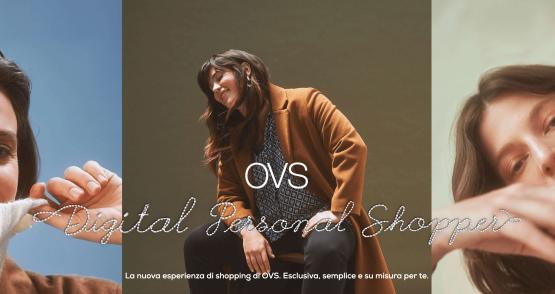 OVS – DIGITAL PERSONAL SHOPPER