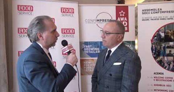 Assemblea Associati Confimprese 2018 – Giovanni Ferrieri, Fondatore Cioccolatitaliani