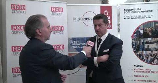 Confimprese Awards 2018 – Francesco Ioppi, Gruppo Finiper
