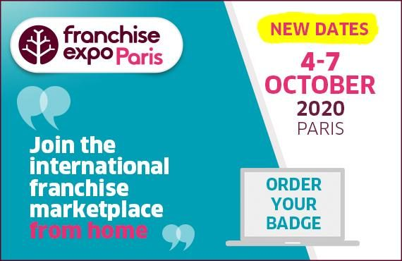 FRANCHISE EXPO PARIS 2020