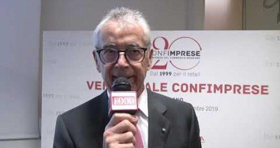 Ventennale Confimprese – Intervista Mario Resca