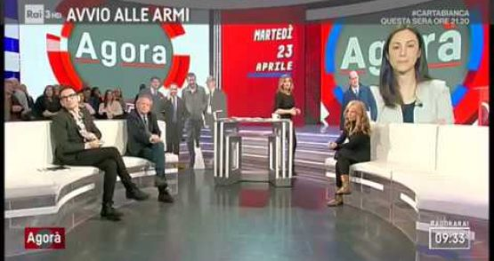 Agorà – Rai3: intervento telefonico del Presidente Confimprese Mario Resca su chiusure festive