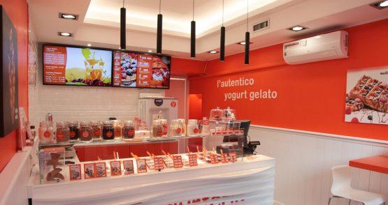 La Yogurteria: nuova apertura nella capitale