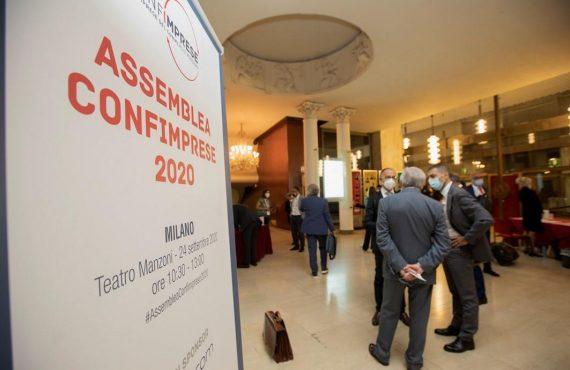 Assemblea Confimprese 2020
