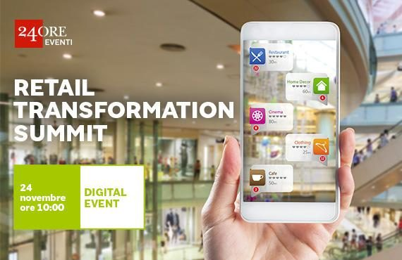 RETAIL TRANSFORMATION SUMMIT