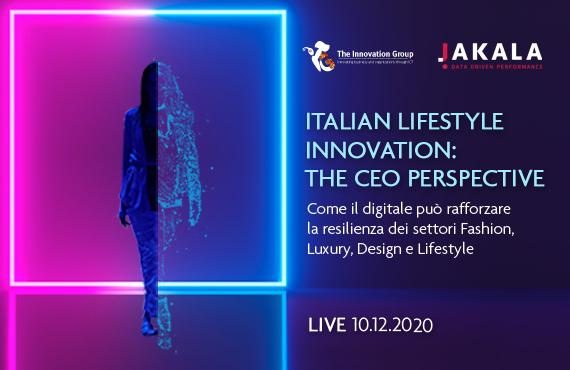 ITALIAN LIFESTYLE INNOVATION: THE CEO PERSPECTIVE