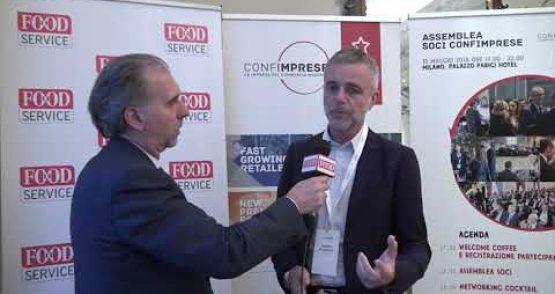 Assemblea Associati Confimprese 2018 – Marco Di Giusto, Amministratore Delegato Cigierre
