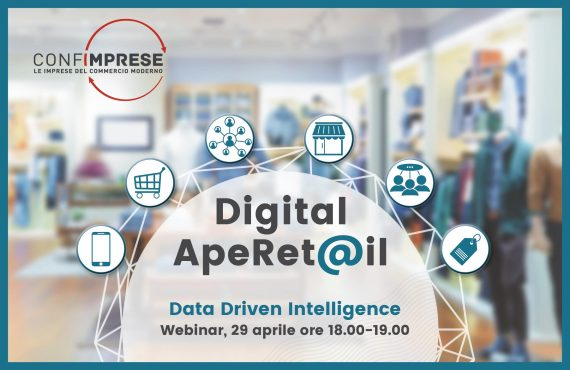 1° Confimprese Digital ApeRetail – Data Driven Intelligence