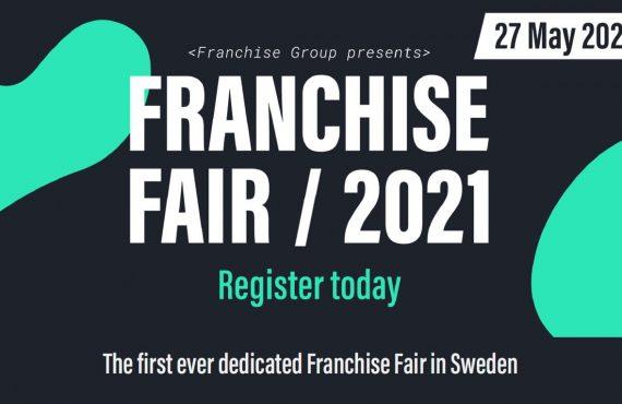 Franchise Fair Sweden 2021