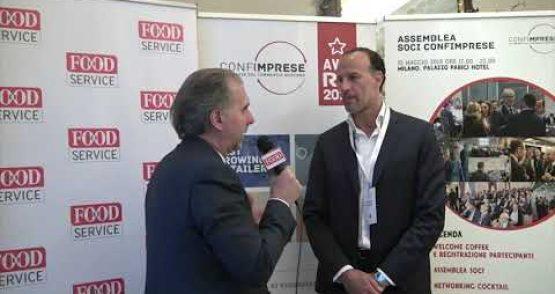 Assemblea Associati Confimprese 2018 – Corrado Cagnola, KFC Italia