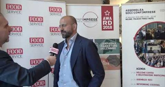 Assemblea Associati Confimprese 2018 – Franco Manna, Presidente Gruppo Sebeto