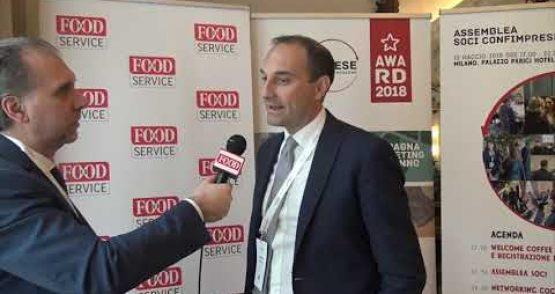 Confimprese Awards 2018 – Alberto Rivolta, Direttore Generale Gruppo Feltrinelli