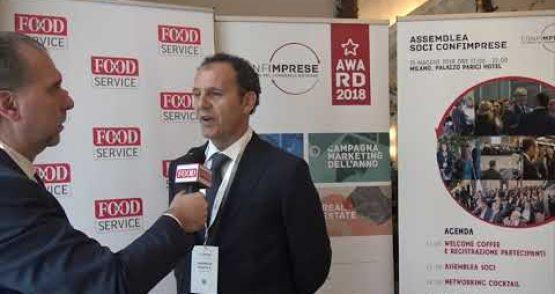 Confimprese Awards 2018 – Maurizio Raviolo, Managing Director Wagamama Italia