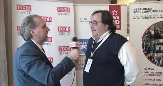 Assemblea Associati Confimprese 2018 – Giacomo Moncalvo, CEO Migeca