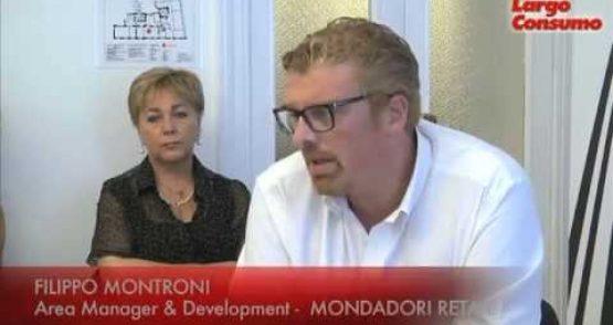 Filippo Montroni (Mondadori Retail) – ''Il nostro obiettivo è allargare il mercato''